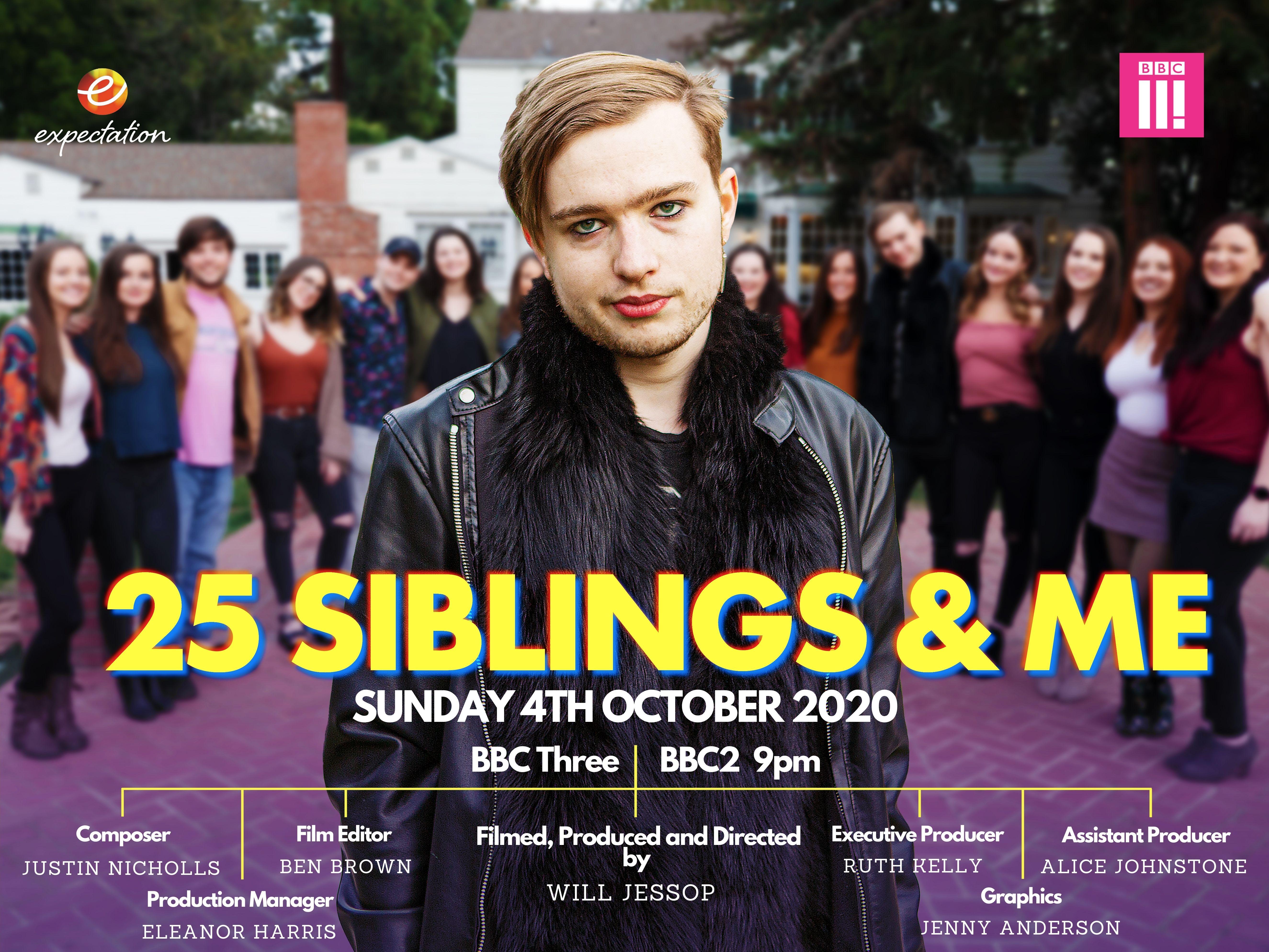 25 Siblings & Me