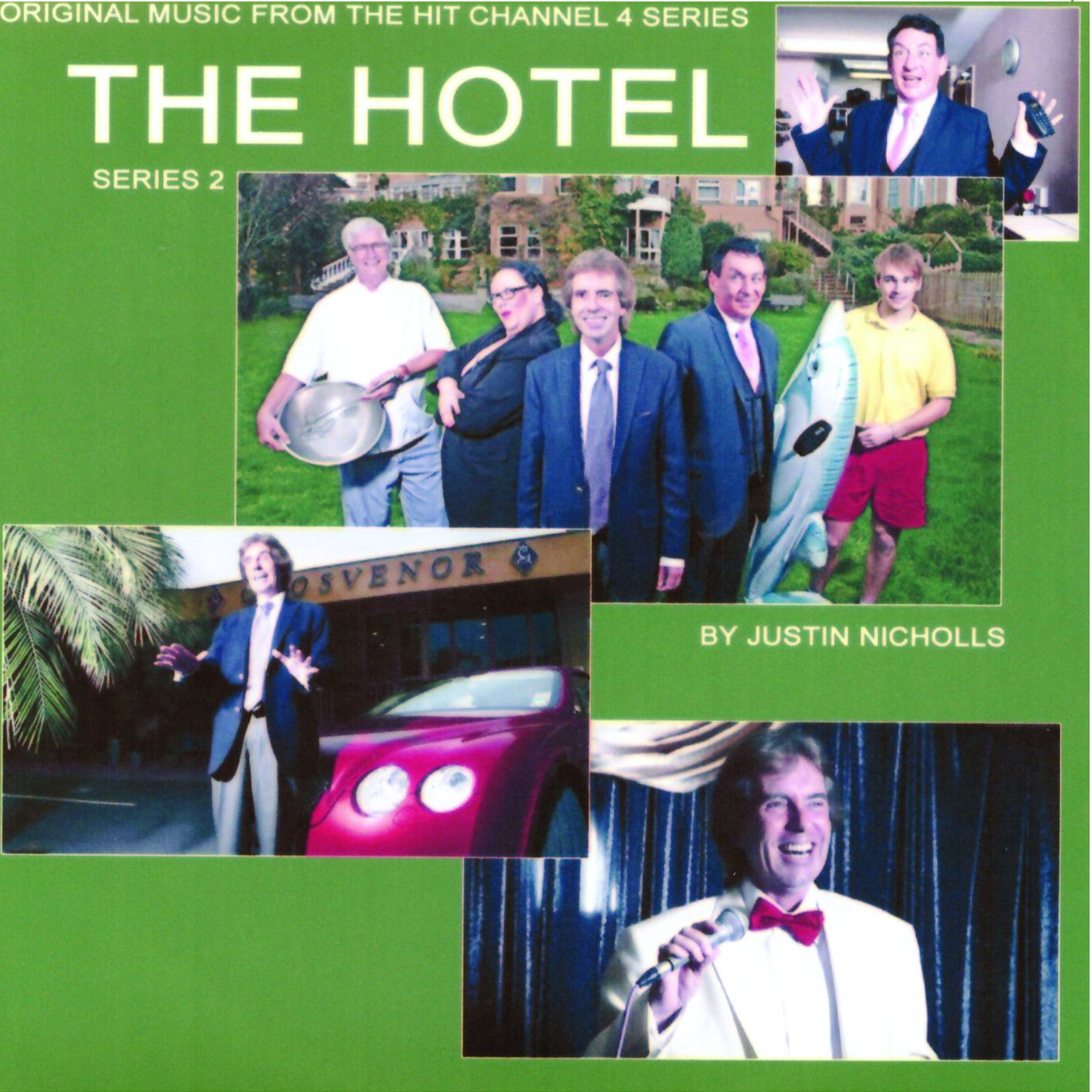 The Hotel: Series 2-5